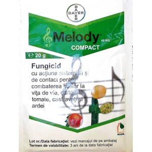 Melody Compact 49WG 20gr